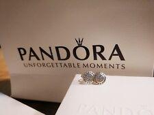 Pandora Genuine Signature Earring Studs 【AU stock】item 290559CZ