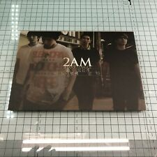 2AM The 1st Single Album This Song (OOP) - With Postcard