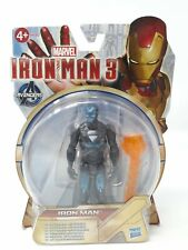 Hasbro Marvel Iron Man 3 Hydro Shock Toy Figure Comic Book unopened Packet
