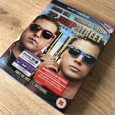 NEW 22 Jump Street - 2014 Blu-ray - Jonah Hill Channing Tatum Comedy