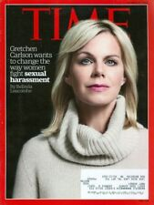 2016 Time Magazine: Gretchen Carlson Changes Way Women Fight Sexual Harassment
