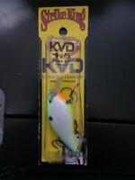 Strike King, KVD 1.5 Square Bill, Citrus Shad