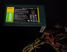 Antec Earthwatts EA-380D 380 Watt Power Supply 80 Plus Bronze 20+4 4+4Pin ATX