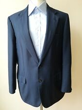 BRIONI Navy Blue 60% Wool 2 Button Jacket Coat Blazer Italy 42R