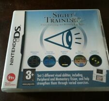 Sight Training NINTENDO DS / DSi / 3DS / 2DS XL GAME