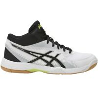 Chaussures de volleyball homme Asics Gel-Task Mt B703Y 0190 multicolore blanc