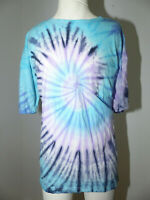 Neues Urban Classics Spiral Tie Dye Pocket Festival Herren T-Shirt Gr M Batik