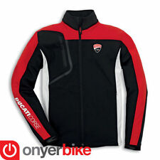 Ducati Men Breathable Motorcycle Jackets