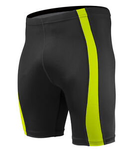 ATD  Mens Exercise Classic 2.0 Compression Fitness Running Spandex Shorts
