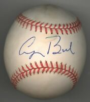 PRESIDENT GEORGE H. W. BUSH PSA/DNA LOA SIGNED MLB RAWLINGS BASEBALL AUTOGRAPHED