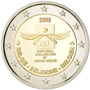 [#93493] Belgique, 2 Euro, 2008, FDC, Bi-Metallic, KM:248