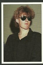 Frankie Goes to Hollywood Brian Nash #73 1986 Panini Pop Rock Sticker  Nasher