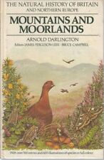 Mountains and Moorlands (Natural History of Britain & North Europe),Arnold Darl