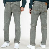 Nudie Herren Jeans-Hose | Slim Jim |Slim Straight Fit | Dirty Look |W30 / W31