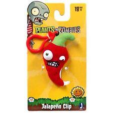 Plants VS Zombies Jalapeno Plush Clip