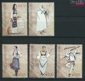 kosovo 74-78 (complete issue) unmounted mint / never hinged 2007 Costu (9476162