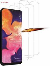 Tempered Glass Protective Screen Protector fr Samsung Galaxy A10 A91 A71 A51 A90