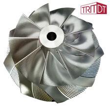 Turbo Billet Compressor Wheel Garrett GTX3076R Gen II Performance Point Milled