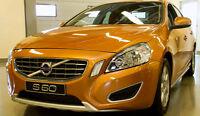 VOLVO S60 V60 MK2 ( 2010-2013 ) FRONT LIP / VALANCE / BUMPER SPOILER