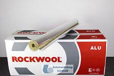 Rockwool R 800 Schale 35/30 alukaschiert