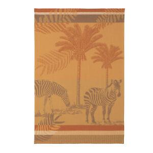 Geschirrtuch Zebres zebra Afrika Coucke