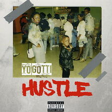 Yo Gotti Hustle DvD & CD Sealed 2016 (Mix CD) Rap Hip Hop