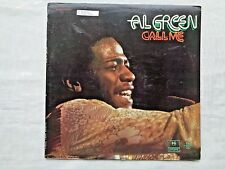 Al Green Call Me 1973 HI XSHL-32077 Orig. 1st Mastercraft Howard Craft Press VG