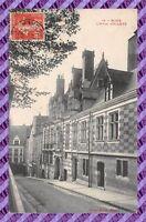CPA 41 - BLOIS  l'hotel d'Alluye
