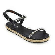 Womens Espadrilles Sandals Flat Strappy Ladies Platform Wedge Summer Shoes Size