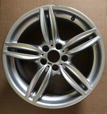 "11-16 Bmw F10 F06 19"" Factory M Double 5 Spoke 19X8.5J Rim Wheel Style 351M Oem"