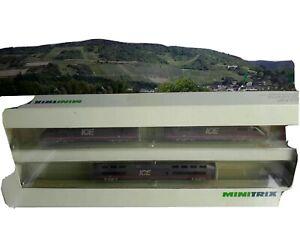 ICE Avantgarde DB Spur N Sammlerbestand Minitrix 12898