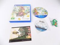Mint Disc Playstation 4 Ps4 Wonder Boy The Dragon's Trap Free Postage