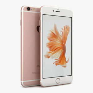 Unlocked Apple iPhone 6s 64GB Smartphone For Any Carrier Rose Gold Pink Silver