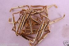20pcs violin chin Rest Clamps Screw Golden Color Strong Violin Accessories