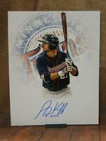 Alex Kirilloff Minnesota Twins Signed Autographed 11x14 Photo LOM COA (PH3979)