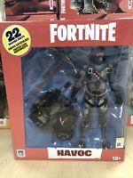 "McFarlane Toys - Fortnite - Havoc Deluxe 7"" Action Figure"