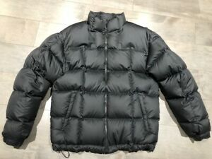 Authentic  North Face Black 700 Down Lhotse Puffer Jacket Size M