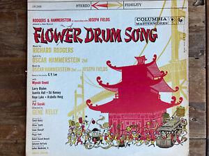 Flower Drum Song - Rodgers & Hammerstein In Association With Joseph Fields - LP