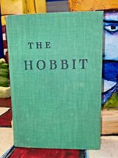 1966 Original Green Cloth HC: THE HOBBIT or There and Back Again, J.R.R. Tolkien