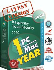 Kaspersky Total Security 🔑1 PC/1Y 🔑 2020 🔑 Instant Delivery 🔑 World Wide