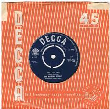 THE ROLLING STONES The last time / Play with fire Decca F.12104 Classic 60's pop
