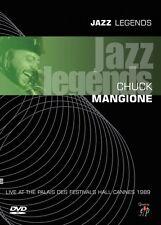 Chuck Mangione Jazz Legends: Live Live Dvd New 000321072