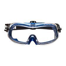 3M Vollsichtbrille Modul R Blau/klar