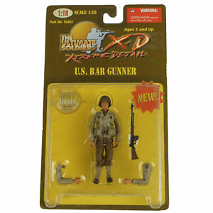 21st Century Toys Ultimate Soldier XD U.S. BAR Gunner - 1:18 Scale WWII THG