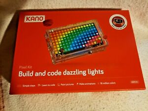 Kano1003 Pixel Kit – Learn to code with light BRAND NEW/SEALED