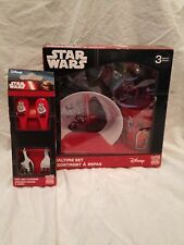 Star Wars Dinnerware Set And Fork/Spoon Lot Brand New