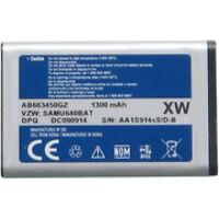 2 SAMSUNG AB663450GZ OEM BATTERY FOR CONVOY SCH-U640