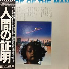 ♪OST PROOF OF THE MAN LP w/OBI Yuji Ohno JAPAN Movie Jazz Funk Breaks LISTEN MP3