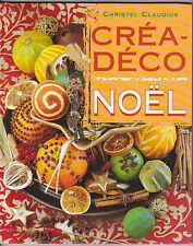CREA-DECO NOEL Christel CLAUDIUS