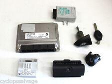 BMW E53 X5 MS43 ECU KEY IGNITION EWS CONTROL UNIT DOOR LOCK CYLINDER KIT BOX